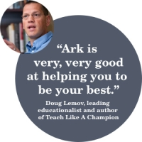 Doug Lemov talks about Ark schools